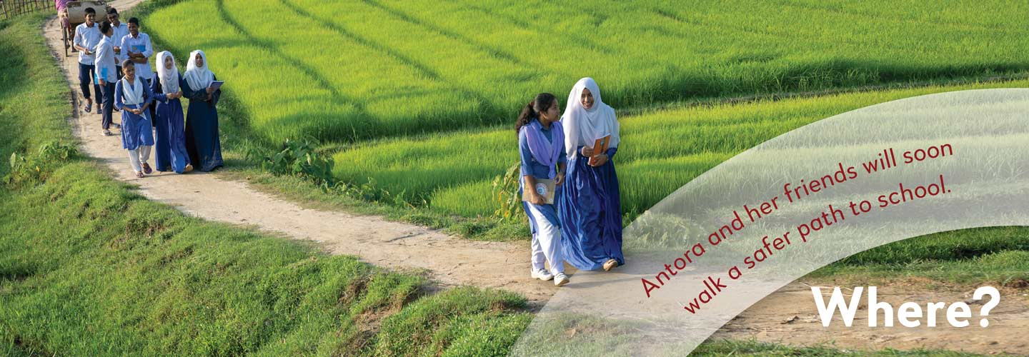 Bangladesh: Safe Travels for Antora and Kalpona
