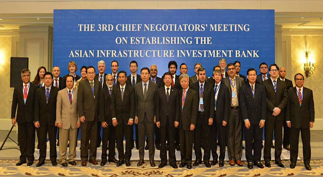 The 3rd Chief Negotiators' Meeting took place in Almaty, Kazakhstan on March 30-31, 2015