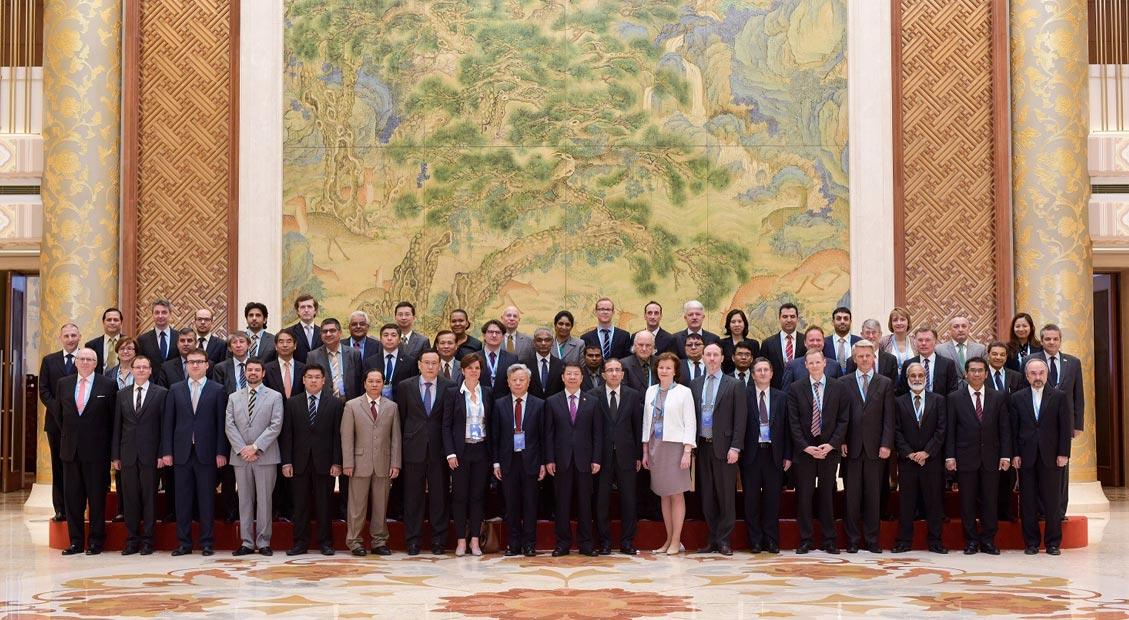 The 4th Chief Negotiators' Meeting took place in Beijing, China on April 27-28, 2015
