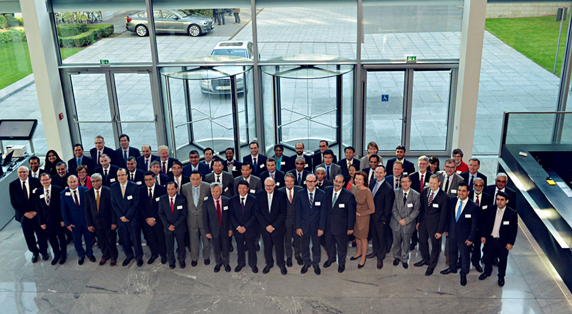The 7<sup>th</sup> Chief Negotiators' Meeting took place in Frankfurt, Germany, on September 28-29, 2015