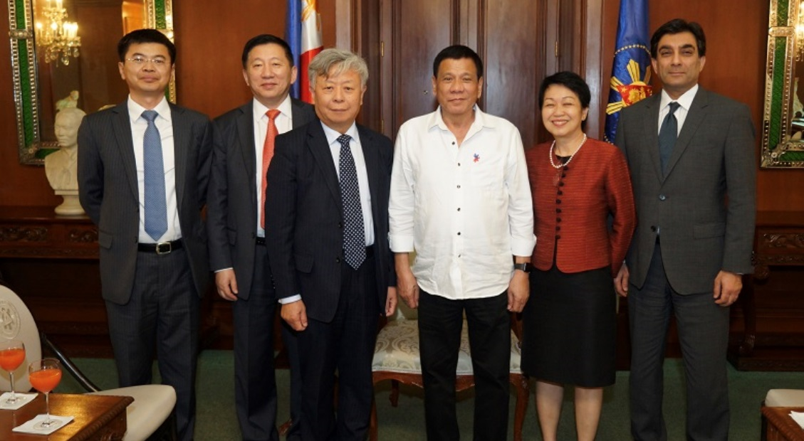 President Jin Visits the Philippines