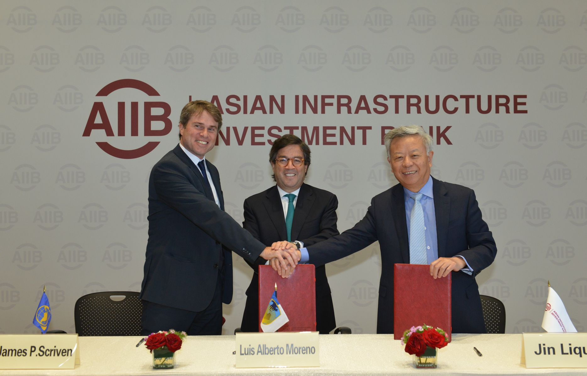 The Asian Infrastructure Investment Bank and the IDB Group Expand Ties